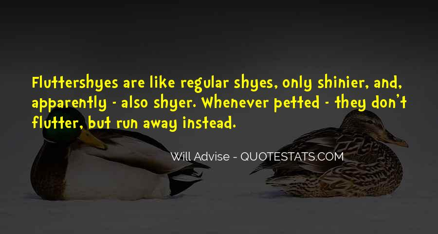 Quotes About Running Shoes #835557