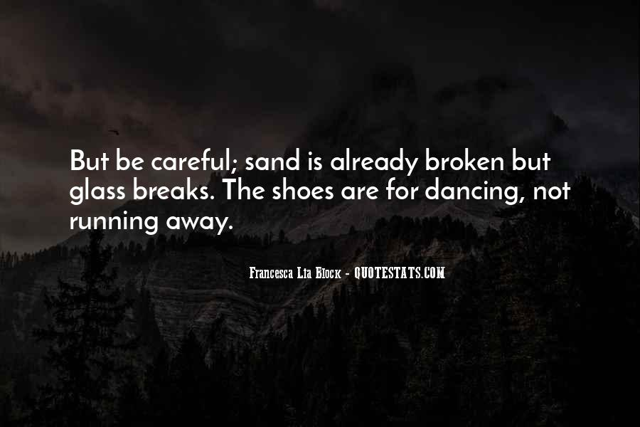 Quotes About Running Shoes #926188