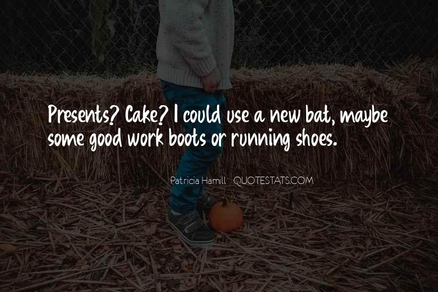 Quotes About Running Shoes #942800
