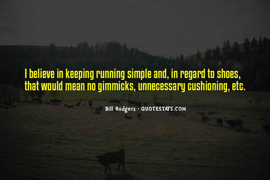 Quotes About Running Shoes #963481