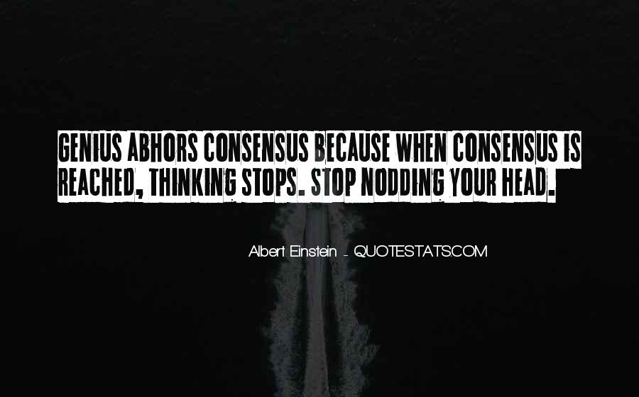 Quotes About Thinking #790