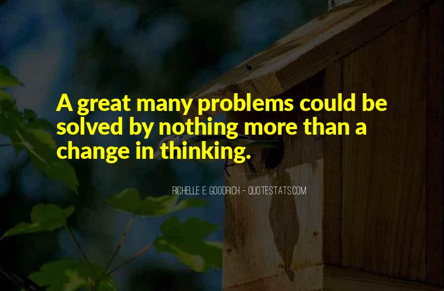 Quotes About Thinking #91