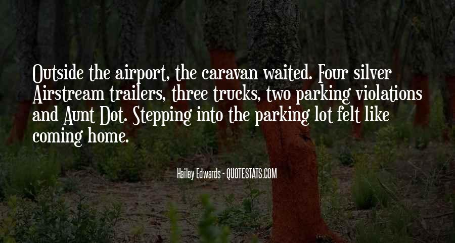 Quotes About Trailers #1140417