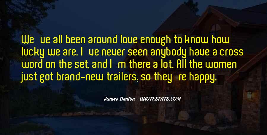 Quotes About Trailers #1265716