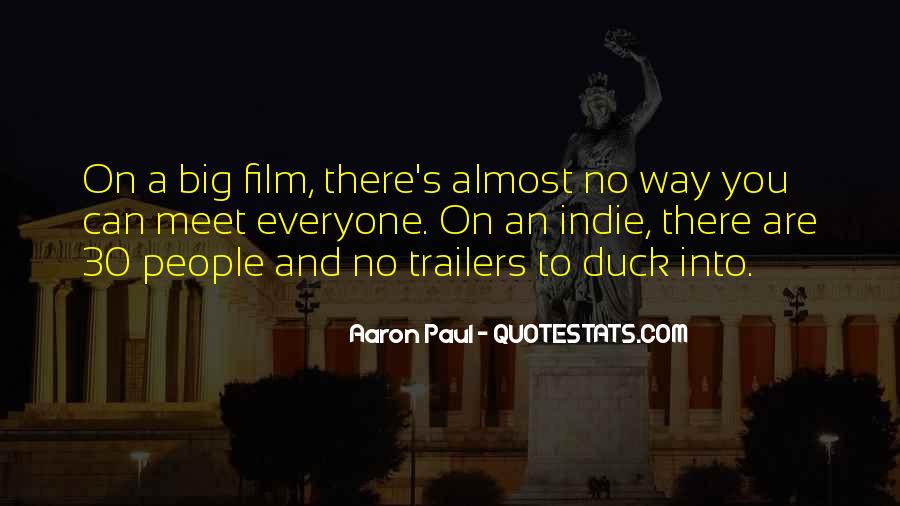 Quotes About Trailers #1332992