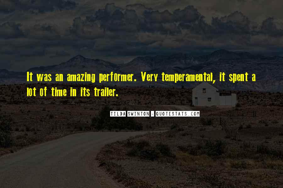 Quotes About Trailers #1410574