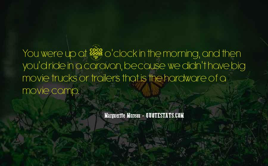 Quotes About Trailers #1514584