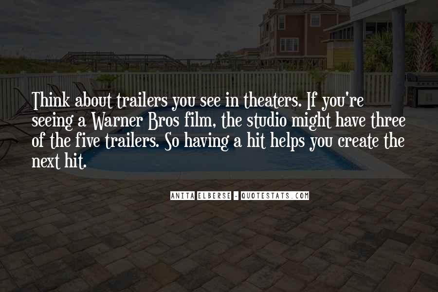 Quotes About Trailers #16405