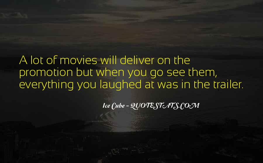 Quotes About Trailers #22292