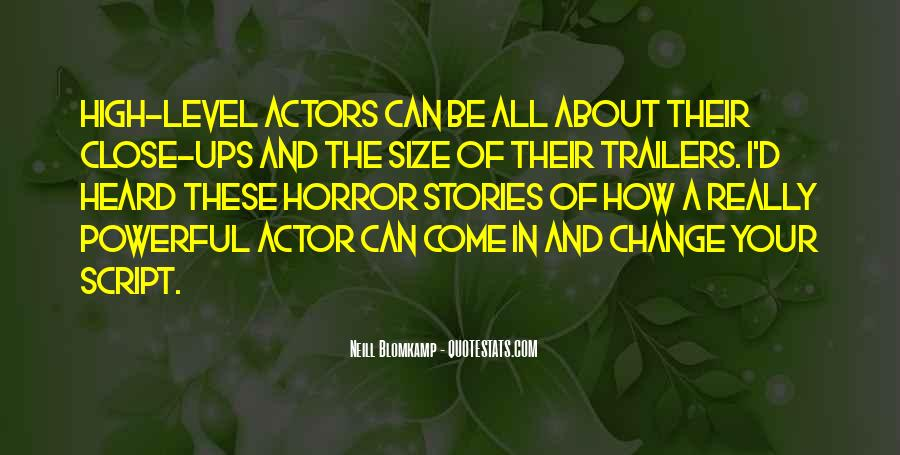Quotes About Trailers #314870