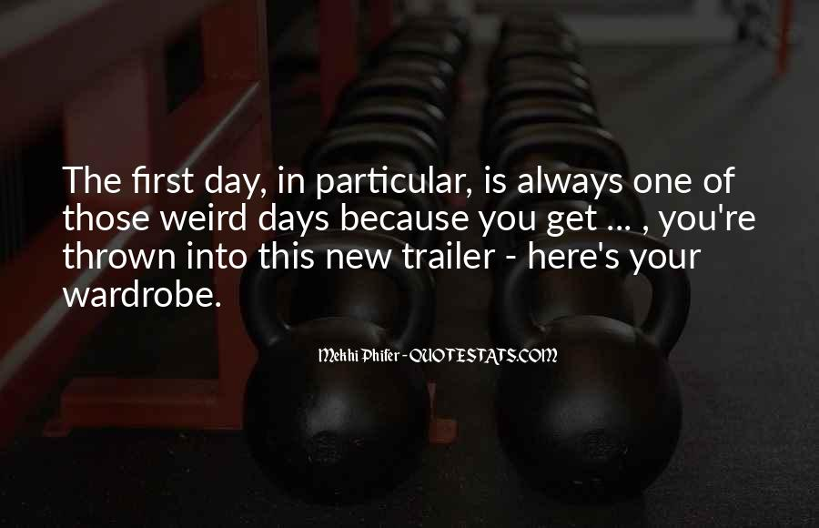 Quotes About Trailers #503083