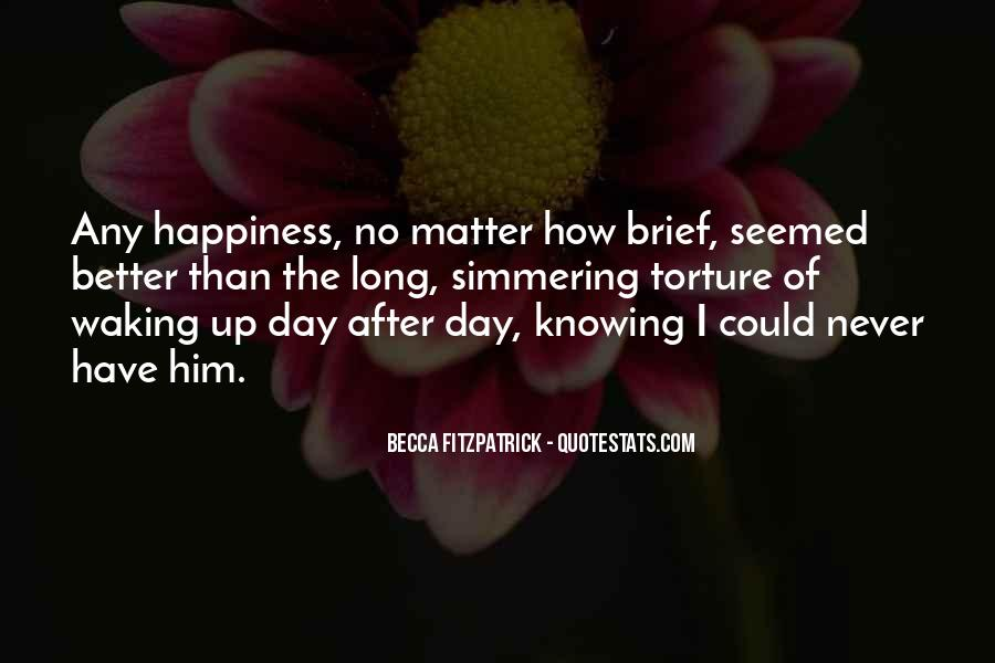 Quotes About Love After Hurt #633814