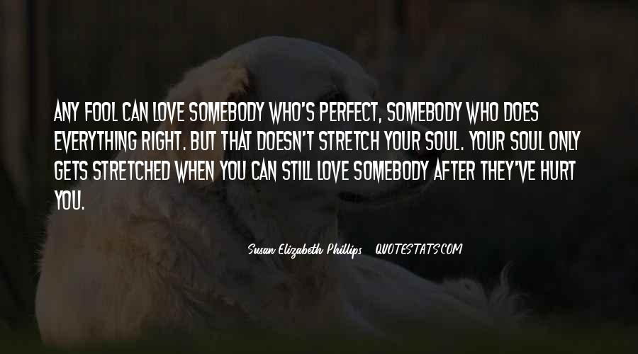 Quotes About Love After Hurt #87036