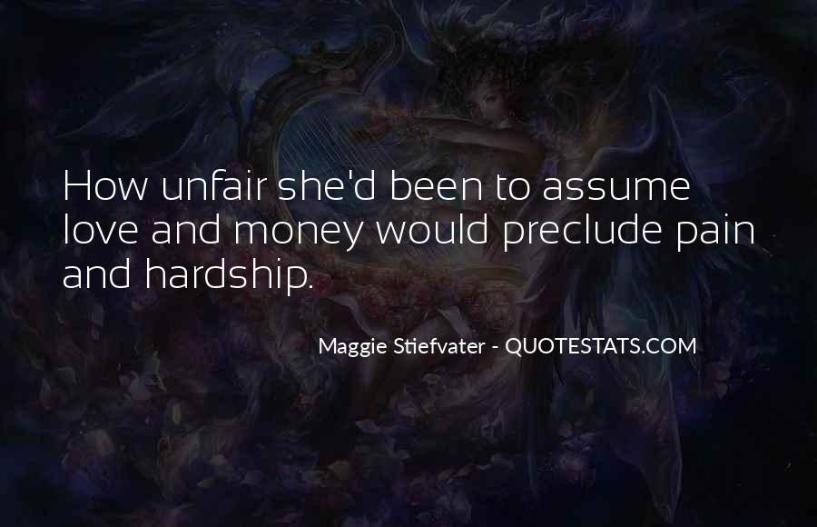 Quotes About Love Is So Unfair #645228