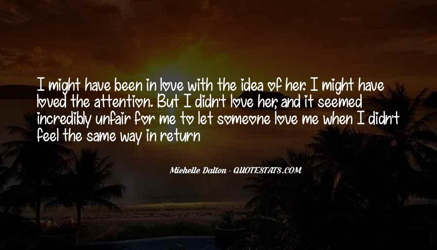Quotes About Love Is So Unfair #948960