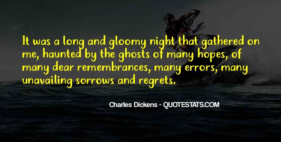 Quotes About Remembrances #1038568