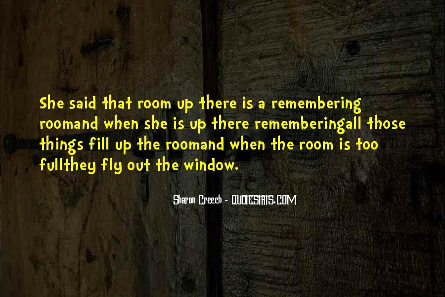 Quotes About Remembrances #1630978
