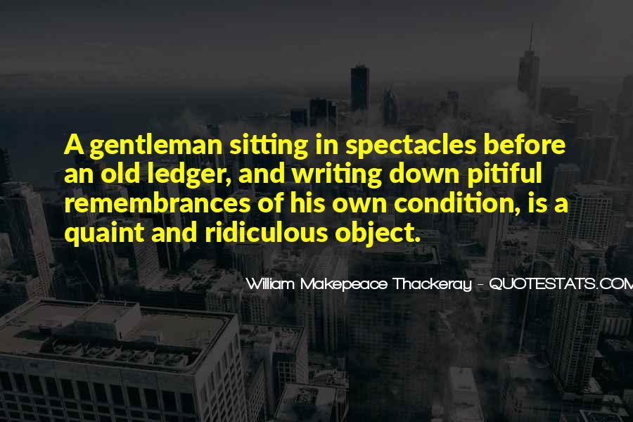 Quotes About Remembrances #1858814
