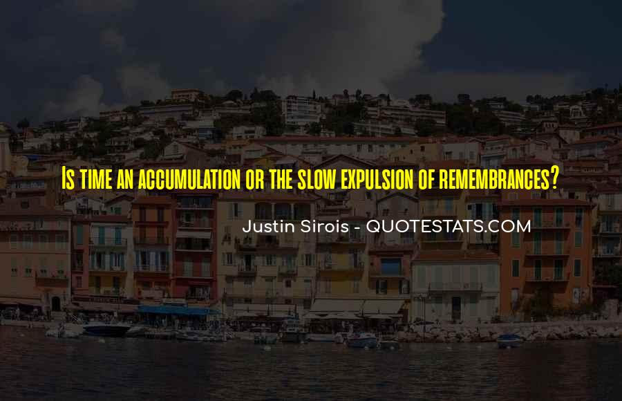 Quotes About Remembrances #833264