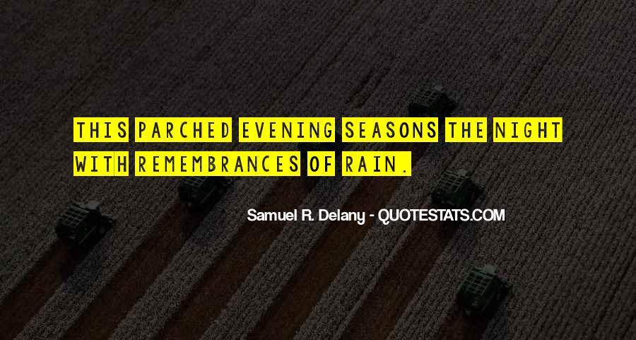 Quotes About Remembrances #837204