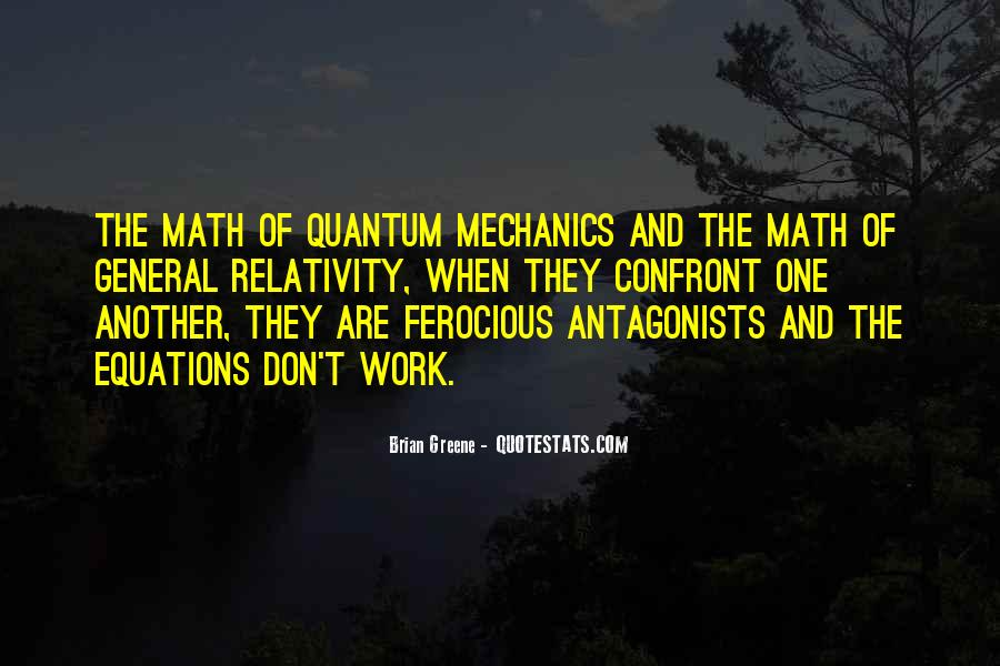 Quotes About General Relativity #1155567