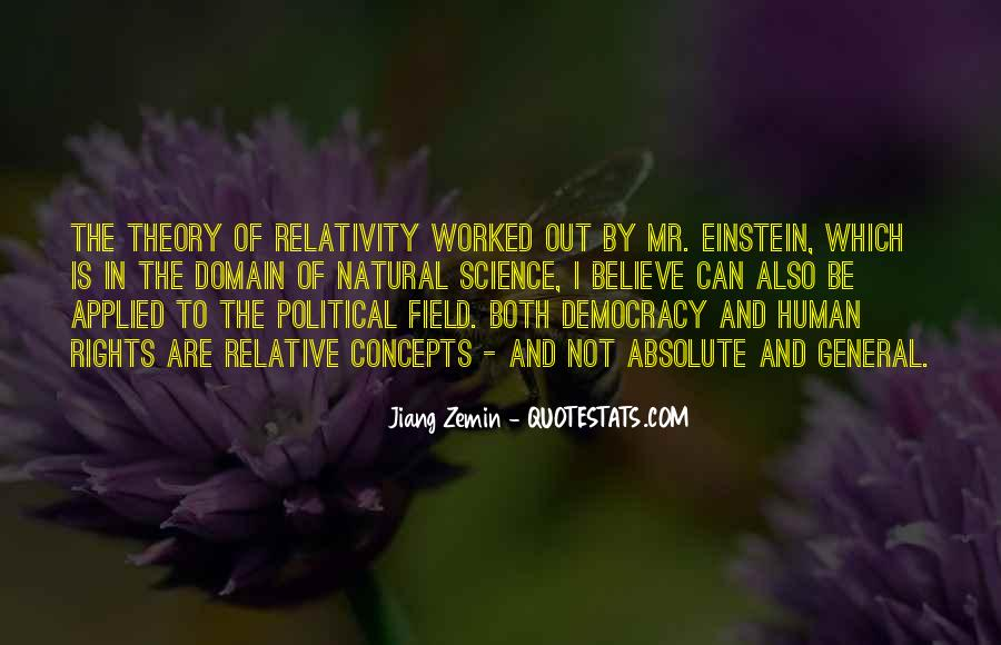 Quotes About General Relativity #1303169