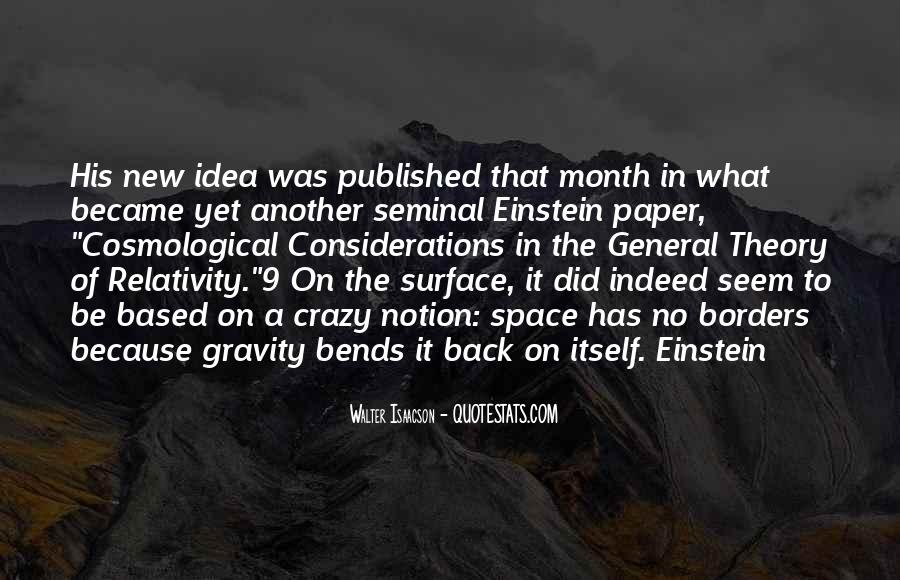 Quotes About General Relativity #1552118