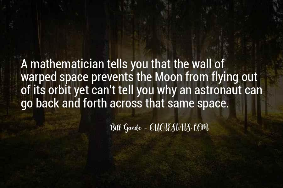 Quotes About General Relativity #1607570