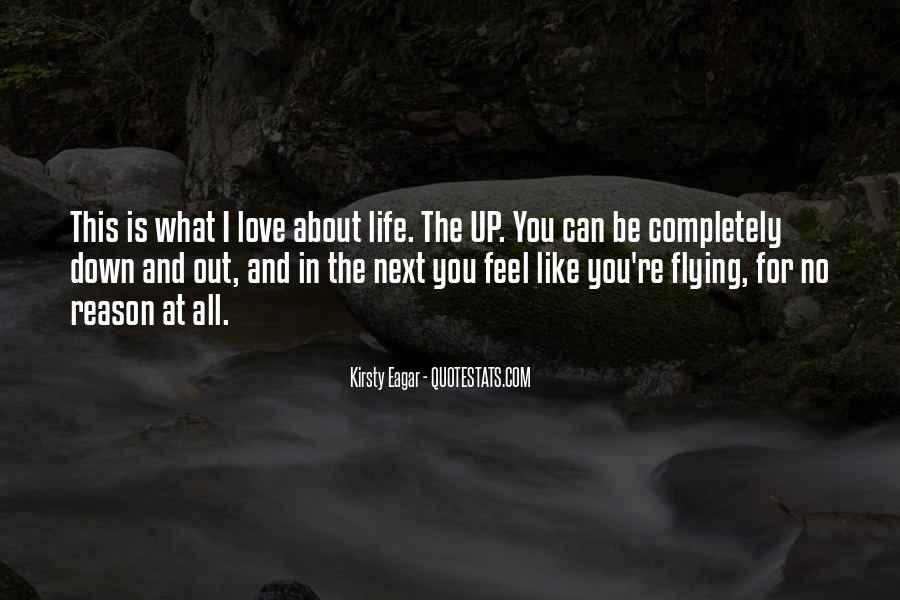 Quotes About Flying And Life #1408456