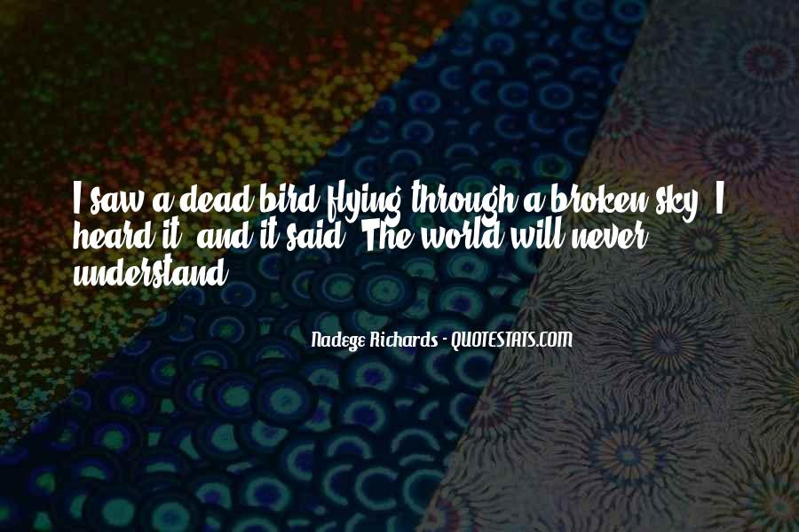 Quotes About Flying And Life #1553918
