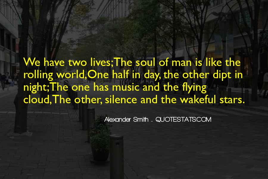 Quotes About Flying And Life #1773629