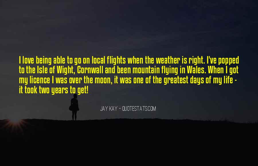 Quotes About Flying And Life #267571