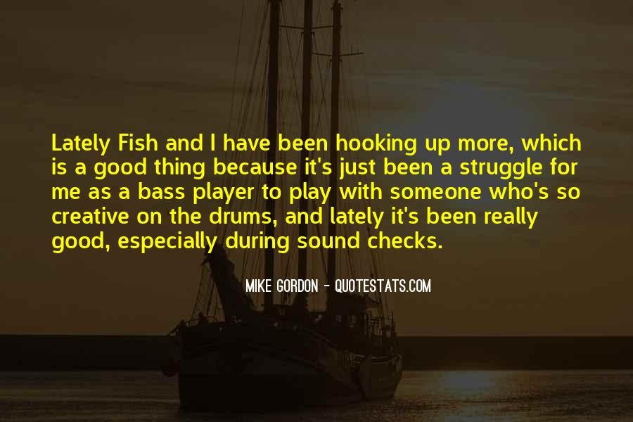 Quotes About Drums And Bass #1772128