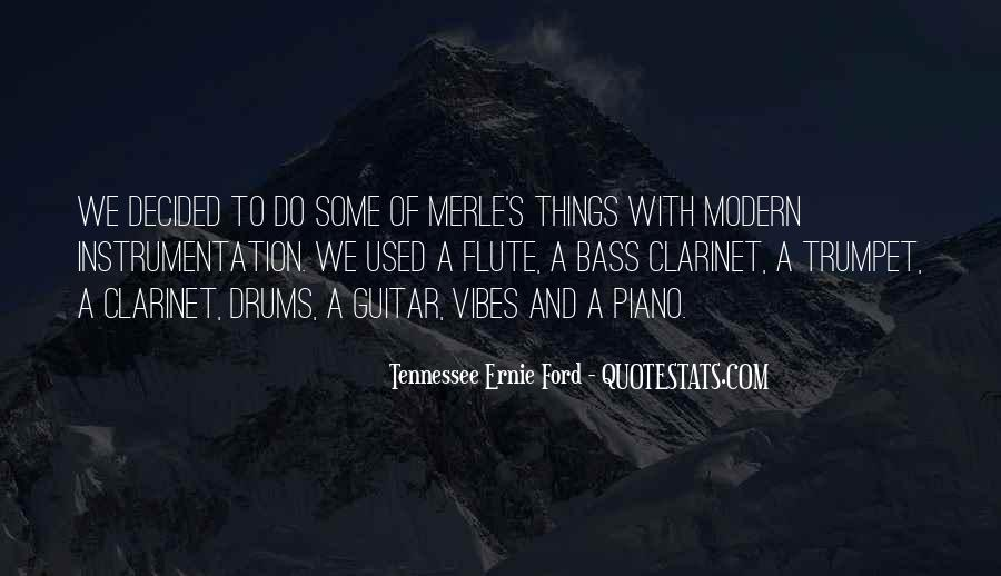 Quotes About Drums And Bass #275893