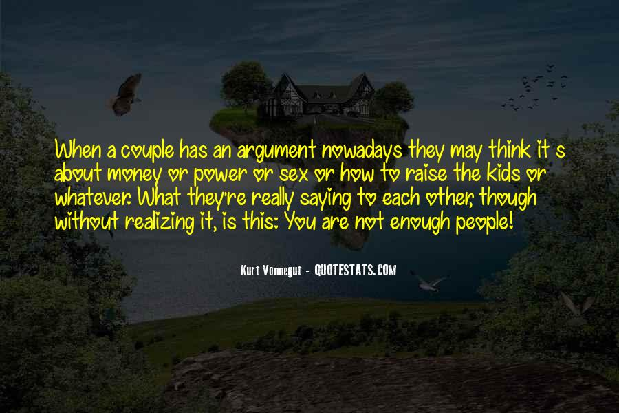 Quotes About A Power Couple #512700