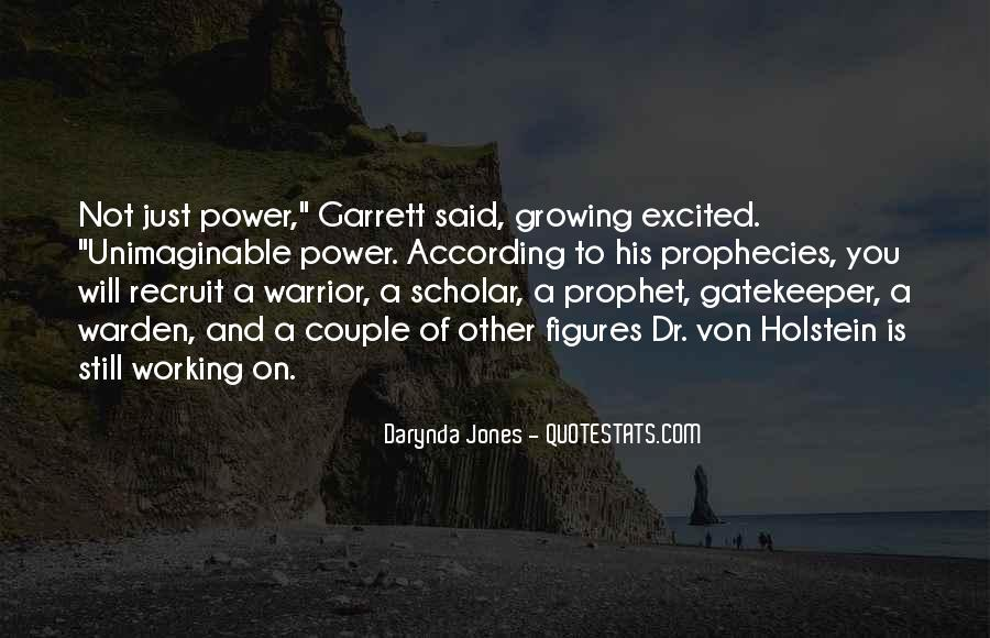 Quotes About A Power Couple #602423
