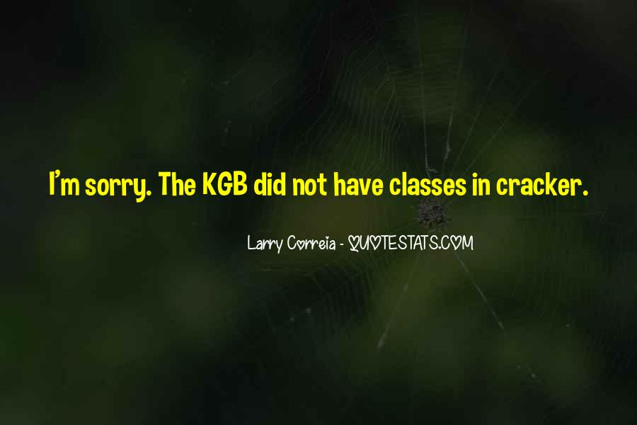 Quotes About Kgb #1017361