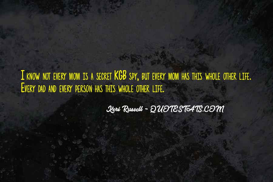 Quotes About Kgb #1145753