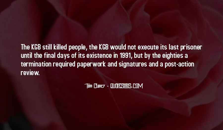Quotes About Kgb #1146820