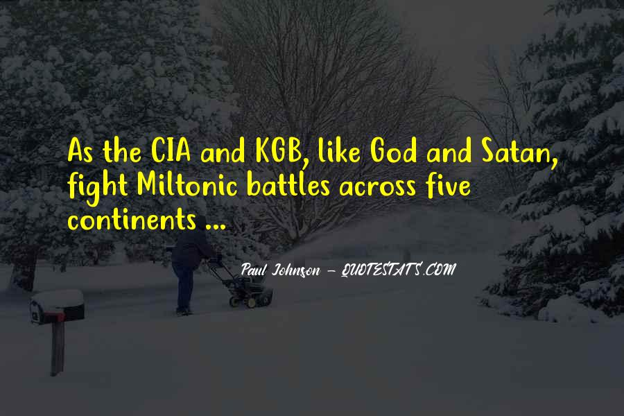 Quotes About Kgb #1385997