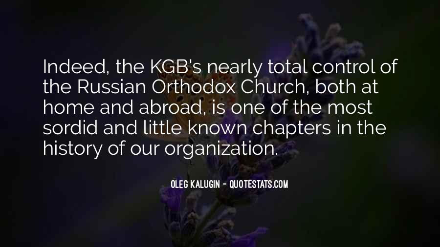 Quotes About Kgb #1405560