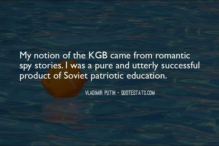 Quotes About Kgb #1468932