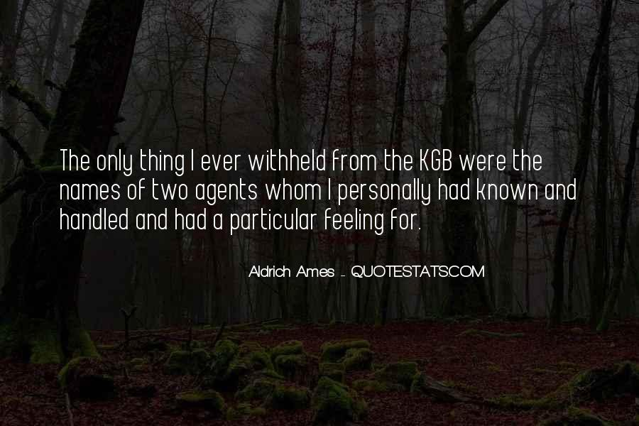 Quotes About Kgb #1494428
