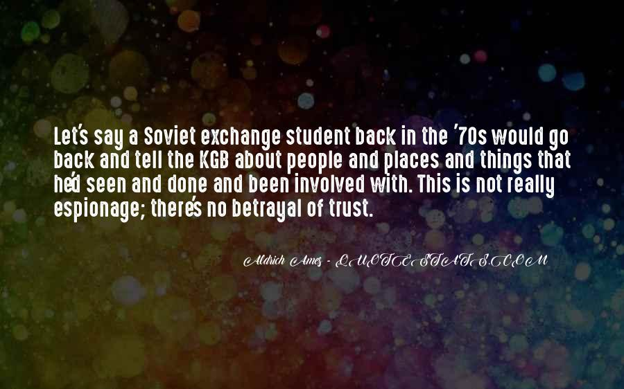 Quotes About Kgb #1871048