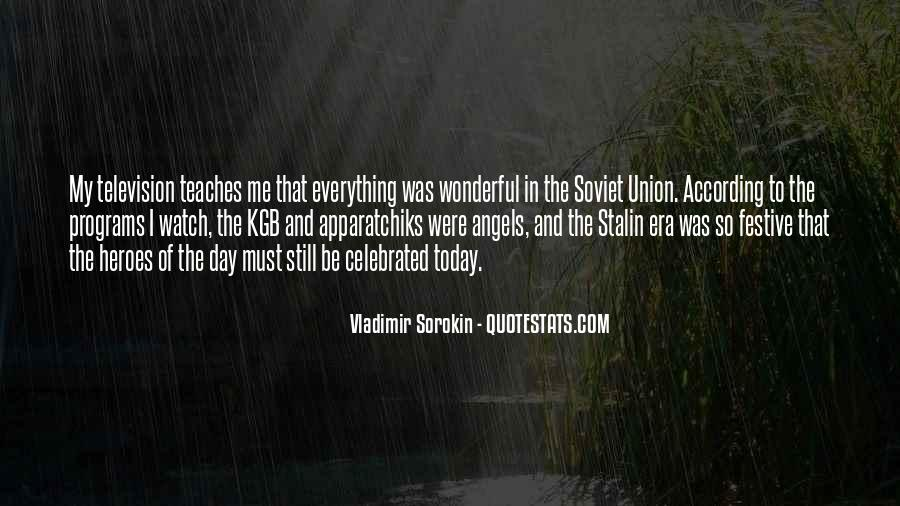 Quotes About Kgb #417702