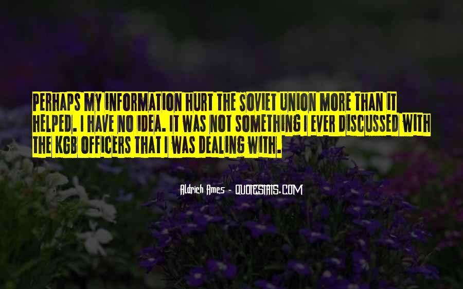 Quotes About Kgb #732339