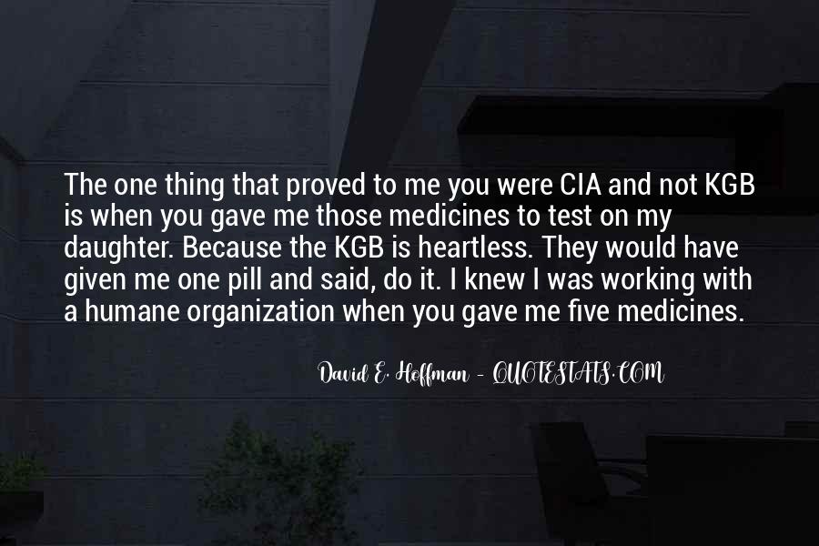 Quotes About Kgb #907958
