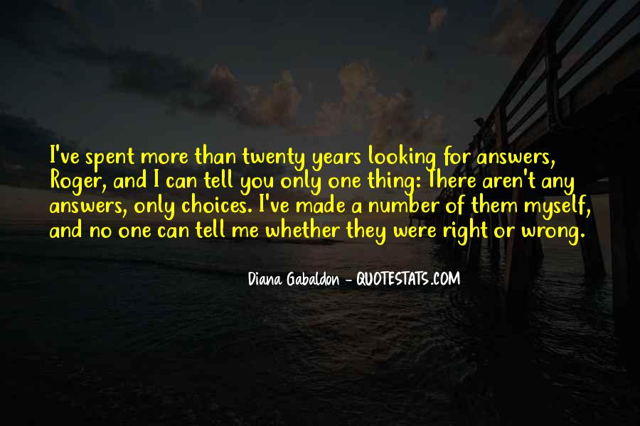 Quotes About Looking For Answers #1087061