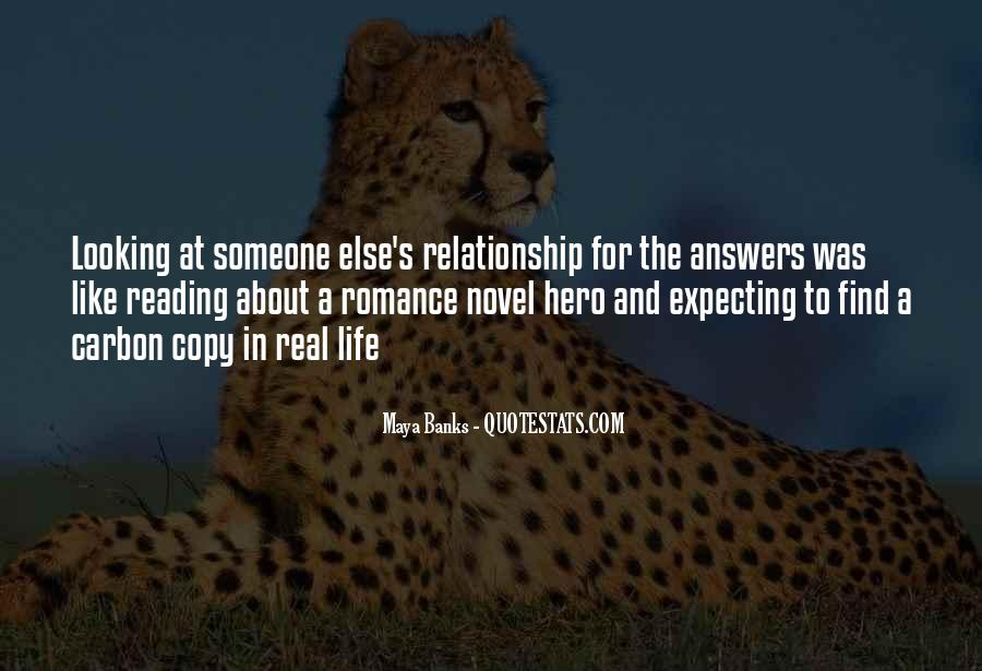Quotes About Looking For Answers #1131076