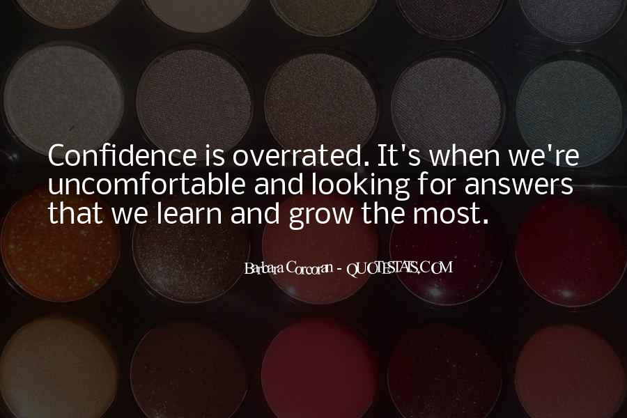 Quotes About Looking For Answers #1155650